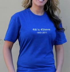 4S is 4Steve [Blue]